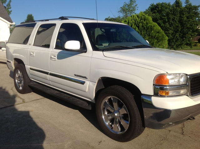 Picture of 2002 GMC Yukon XL