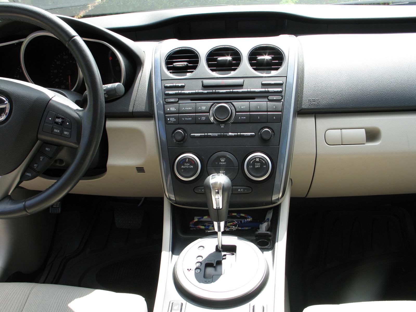 2011 Mazda Cx 7 Interior Pictures Cargurus