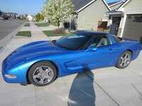 1998 Chevrolet Corvette Coupe, Picture of 1998 Chevrolet Corvette Base, exterior