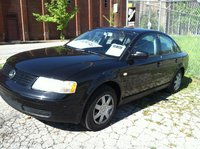 1999 Volkswagen Passat 4 Dr GLX V6 Sedan, 99 PASSAT, 171K MILES, BLACK WITH BLACK LEATER INTERIOR, SUNROOF - NICE CAR!, exterior