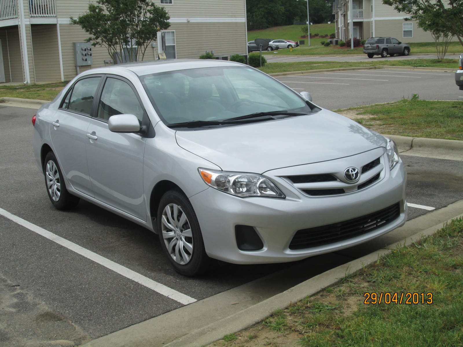 2012 Toyota Corolla - Pictures