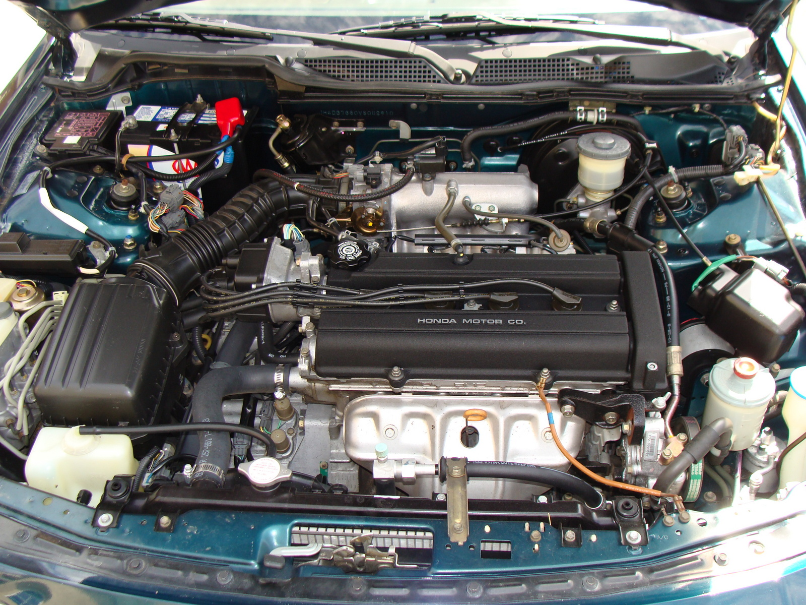 Acura Integra Dr Gs Sedan Pic