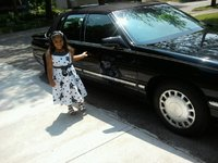 Picture of 1999 Cadillac DeVille D'elegance Sedan, exterior