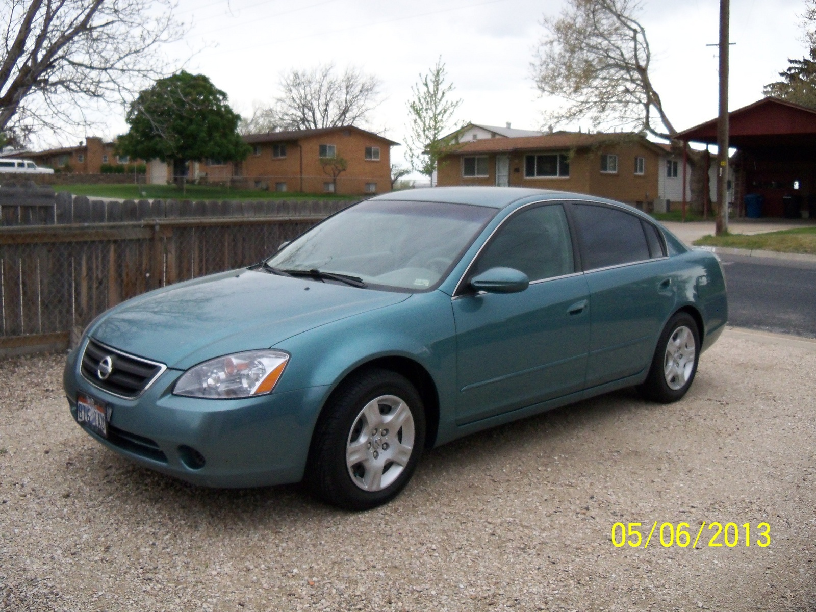 2003 nissan altima 2 5 automatic related infomation specifications weili automotive network. Black Bedroom Furniture Sets. Home Design Ideas