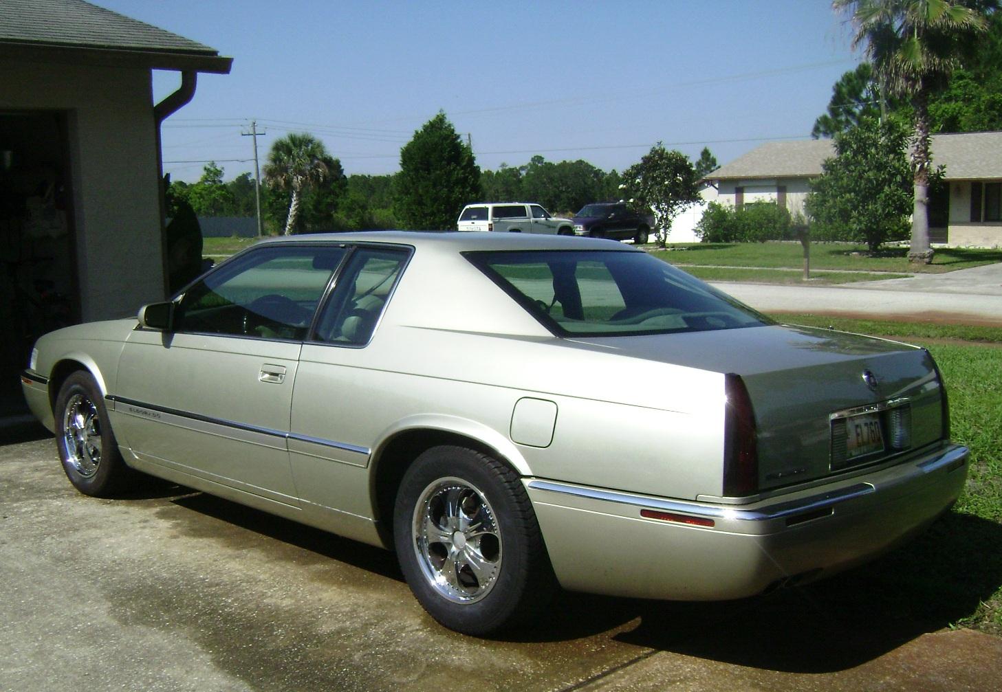 2002 Cadillac Eldorado Overview Cargurus