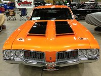 1970 Oldsmobile Cutlass, 1970 Cutlass, exterior