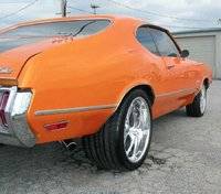 1970 Oldsmobile Cutlass, 1970 Cutlass, exterior, gallery_worthy