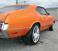 1970 Oldsmobile Cutlass, 1970 Cutlass, exterior