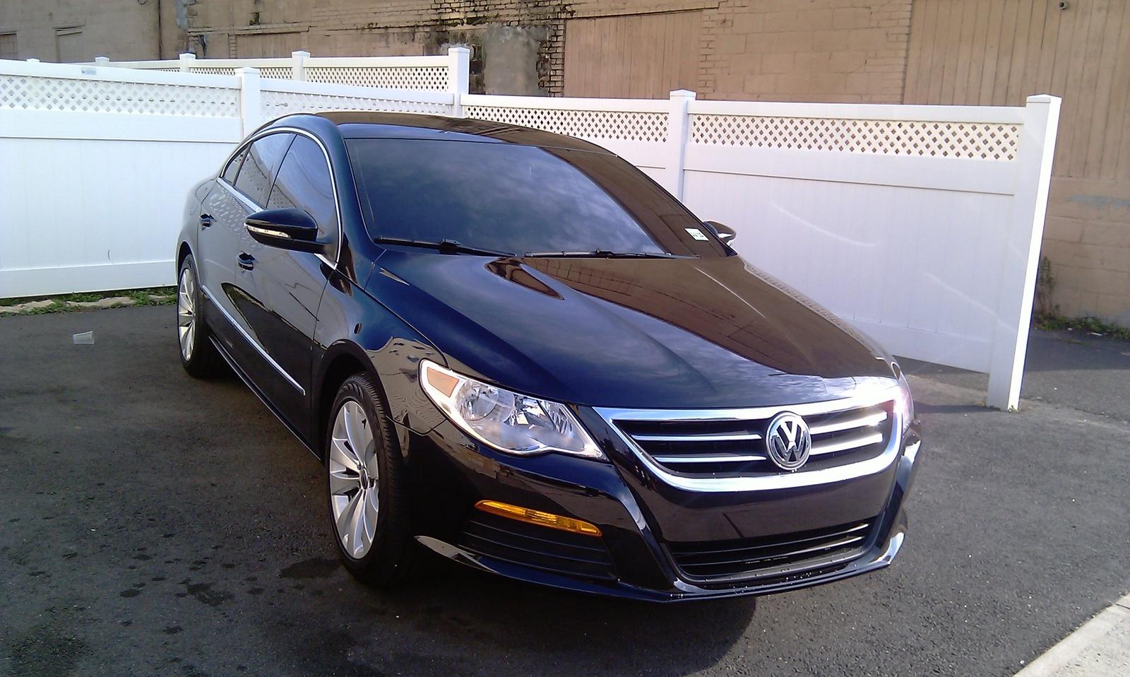 2011 Volkswagen Cc - Pictures