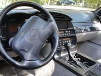 Picture of 1996 Chevrolet Corvette Convertible, interior