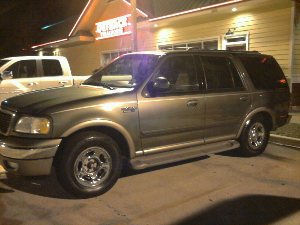 Picture of 2000 Ford Expedition Eddie Bauer