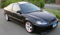 1998 Honda Civic Coupe Picture Gallery