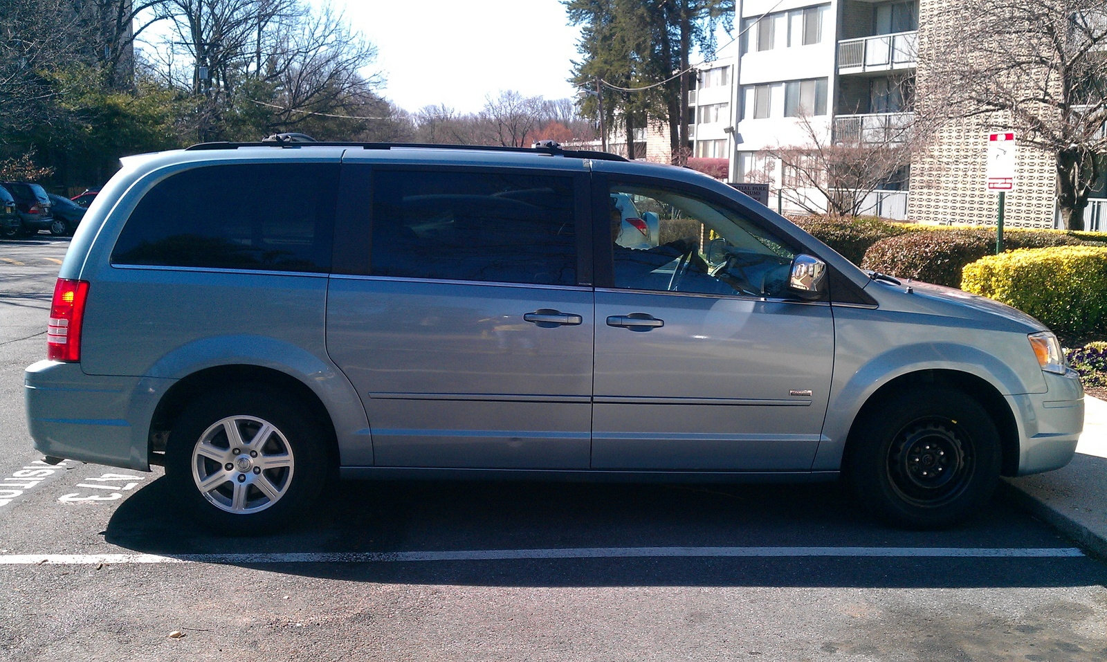 2008 chrysler town country exterior pictures cargurus. Black Bedroom Furniture Sets. Home Design Ideas
