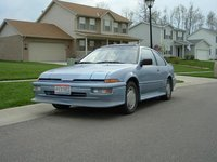 1989 Acura Integra LS Coupe FWD, 1989 Acura Integra LS, exterior, gallery_worthy