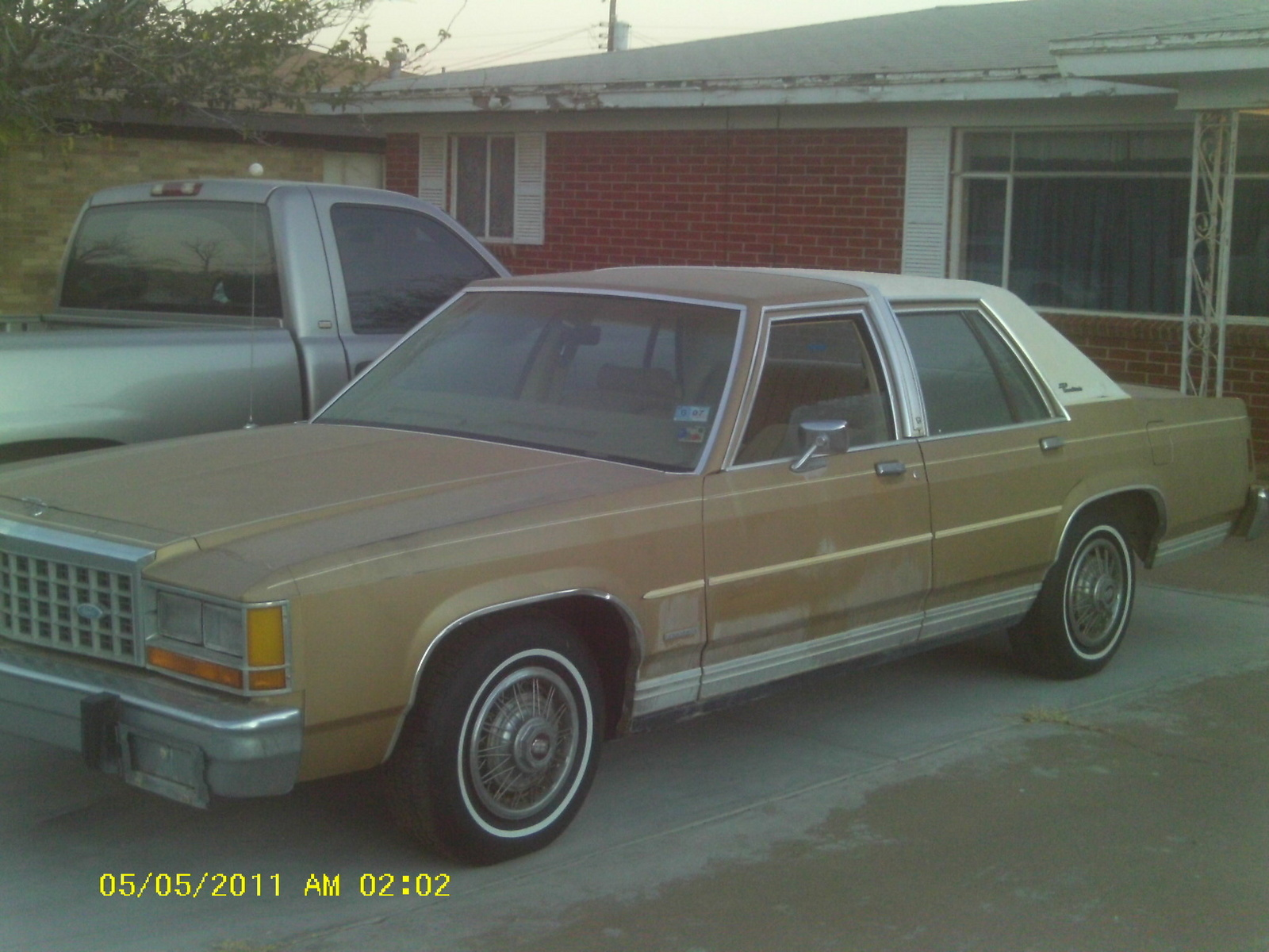 Ford LTD Crown Victoria Questions - What is the significance of a ...