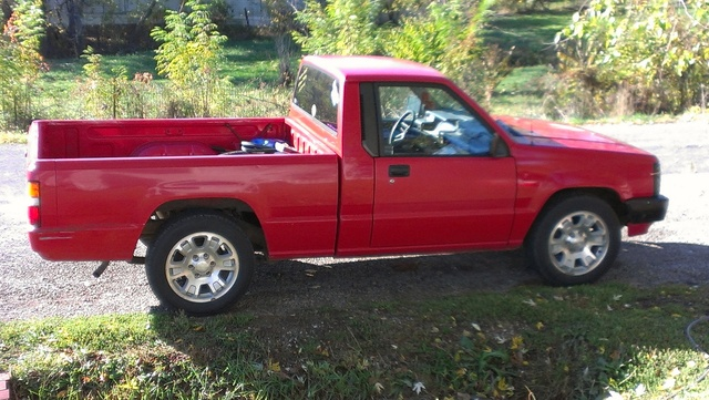 Picture of 1989 Dodge RAM 50 Pickup, exterior, gallery_worthy