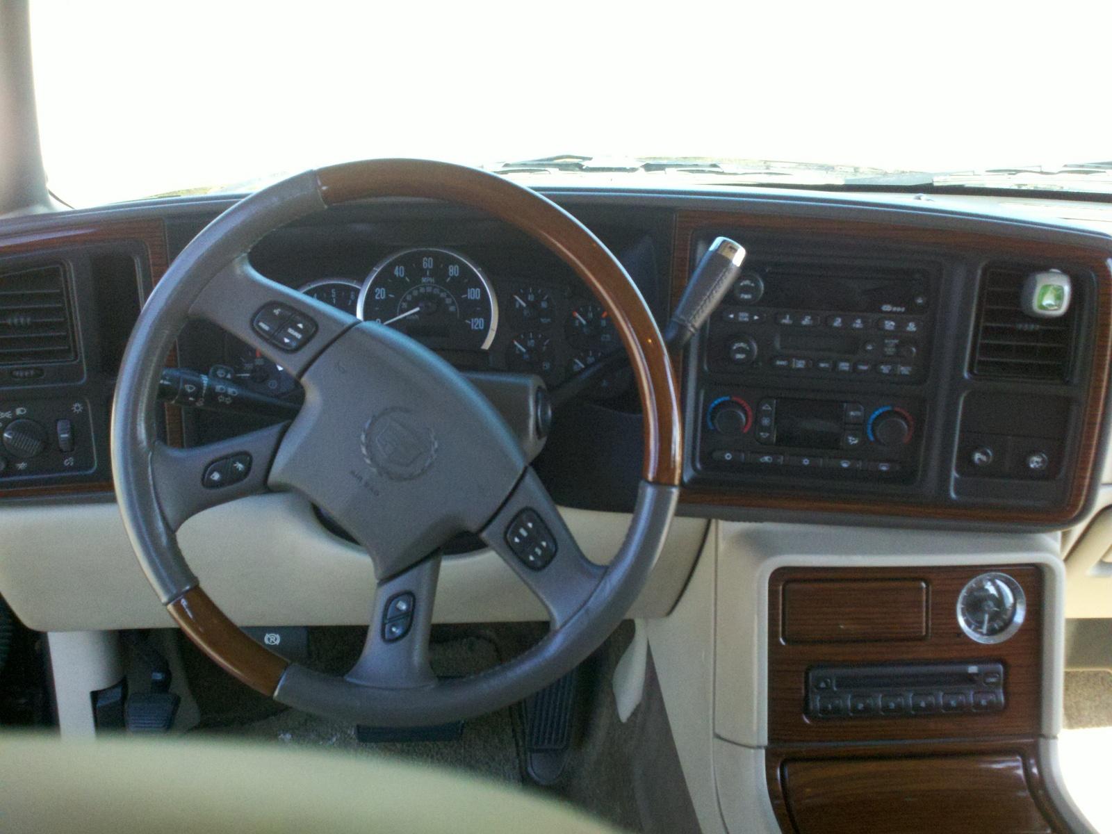2003 Cadillac Escalade Ext Interior Pictures Cargurus