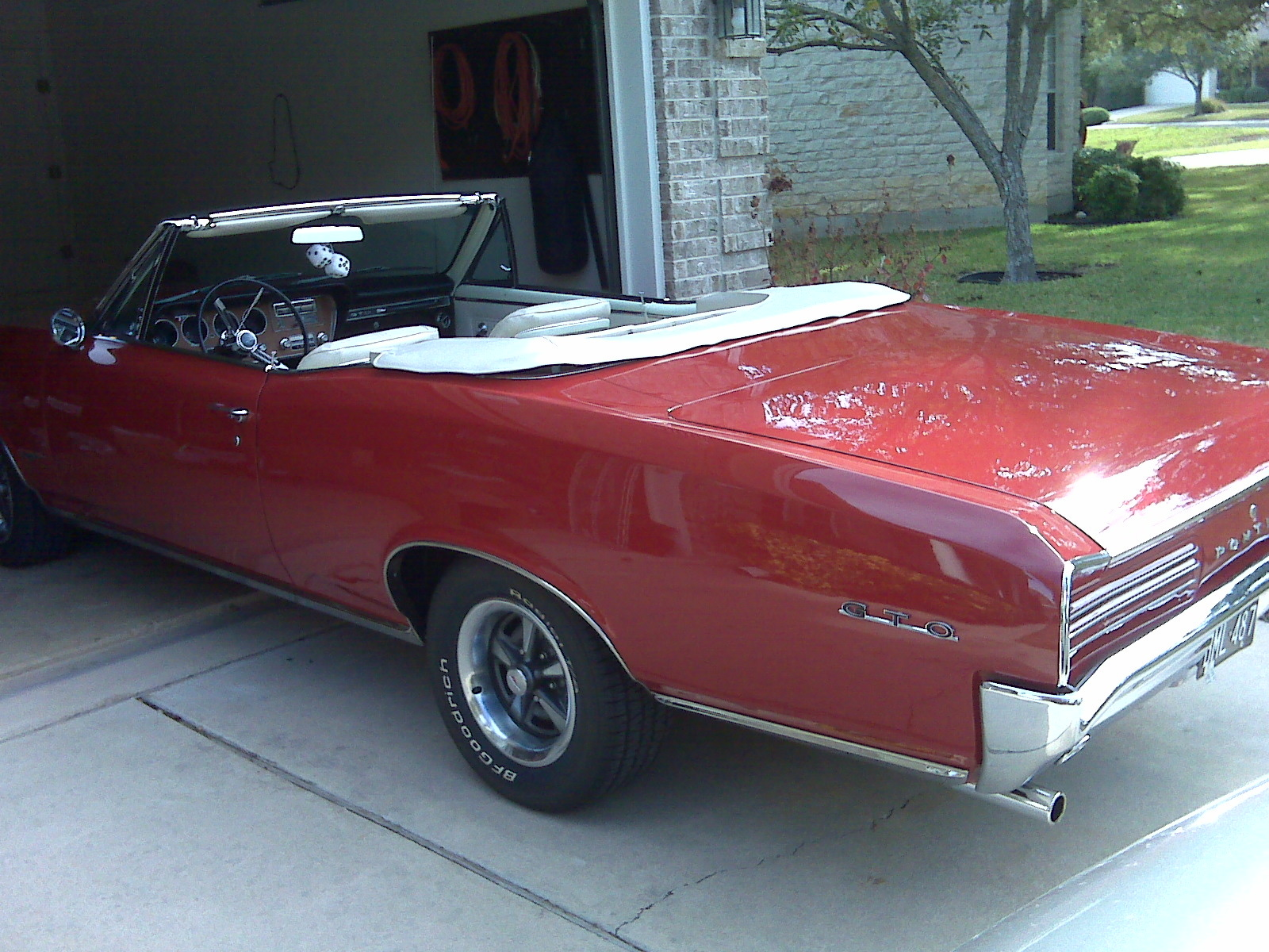 Pontiac GTO Questions - HOW MANY 1966 GTO'S WERE BUILT WITH THE GEAR