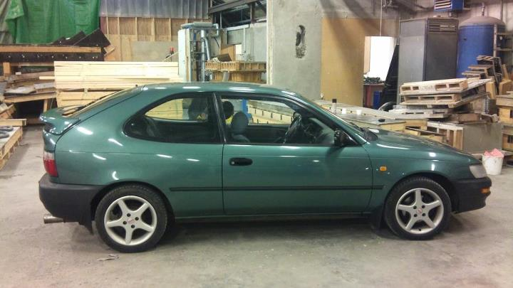 1996 Toyota Corolla Base picture, exterior
