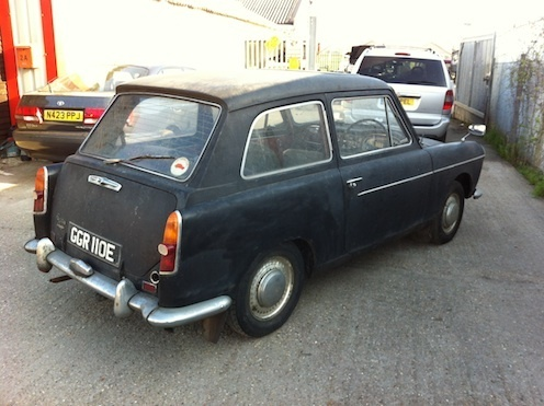 Picture of 1967 Austin A40, exterior