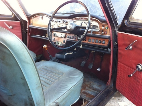 Toyota Of Somerset >> 1967 Austin A40 - Interior Pictures - CarGurus
