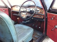 Picture of 1967 Austin A40, interior