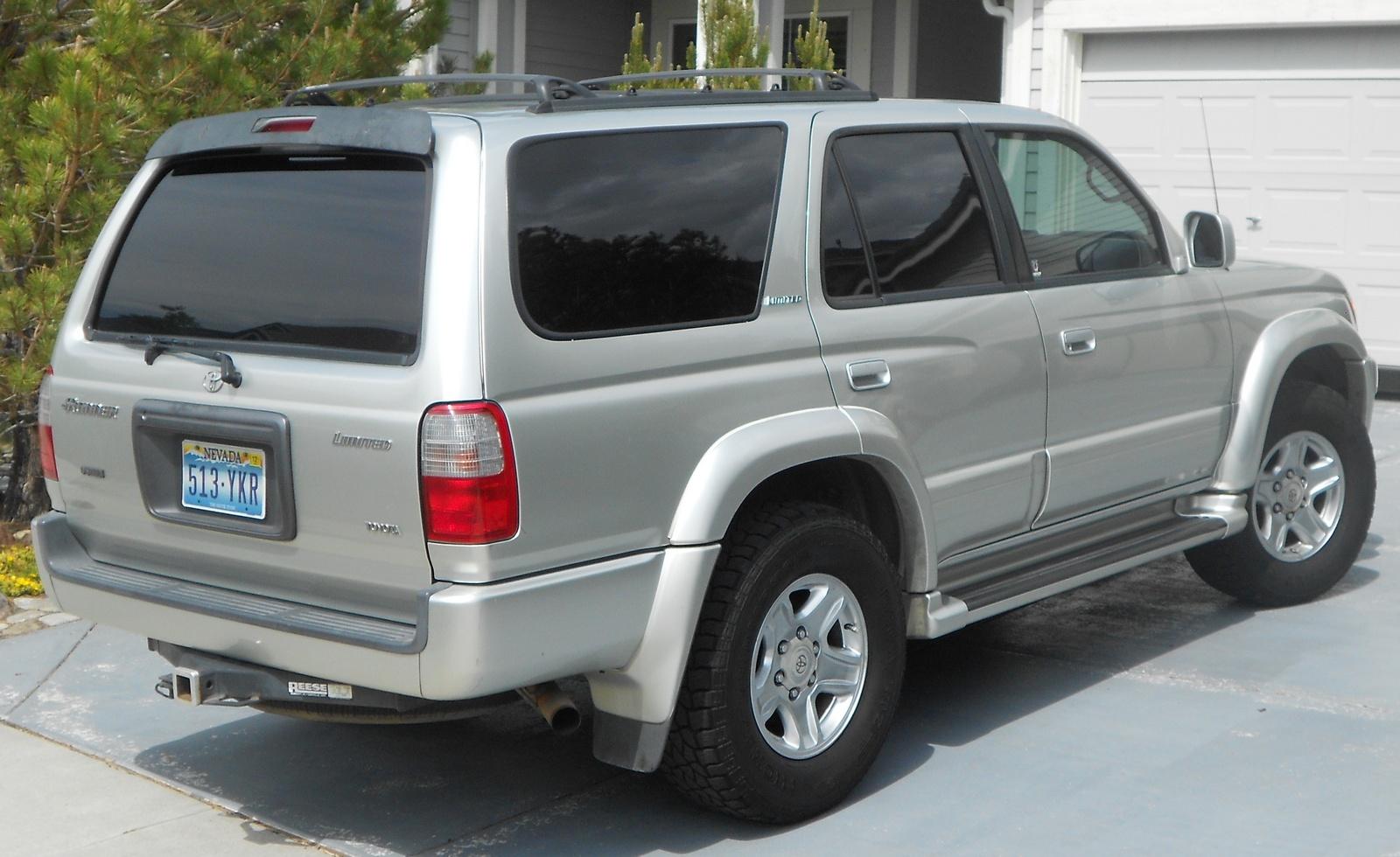 2000 Toyota 4runner Pictures Cargurus