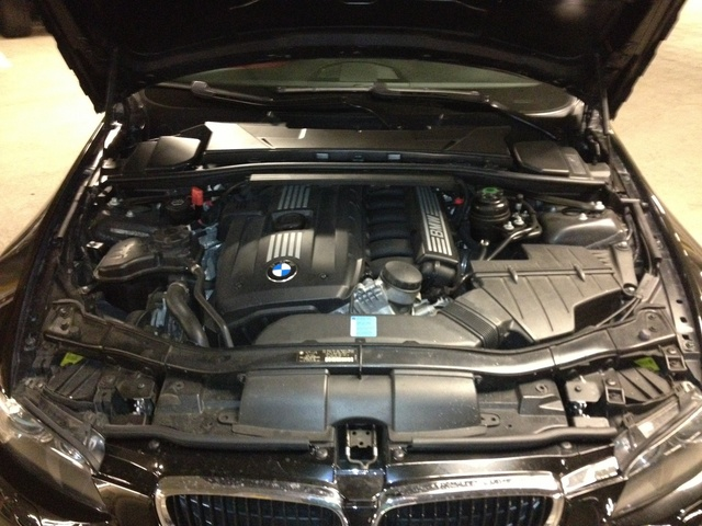 Picture of 2009 BMW 3 Series 328i Coupe RWD, engine, gallery_worthy