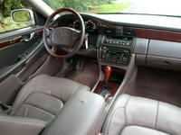 Picture of 2003 Cadillac DeVille Base, interior