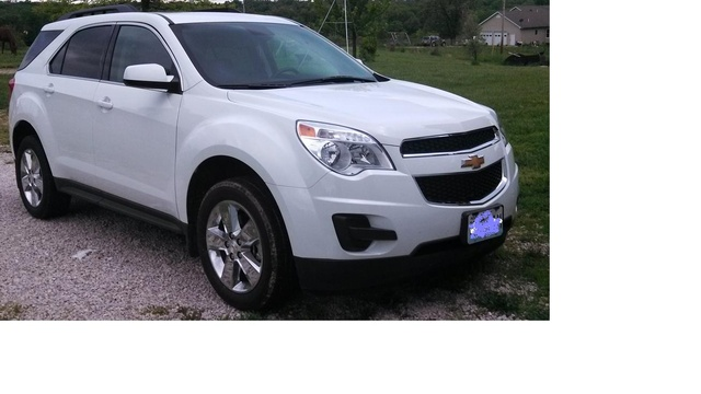 Picture of 2013 Chevrolet Equinox 1LT FWD, exterior, gallery_worthy