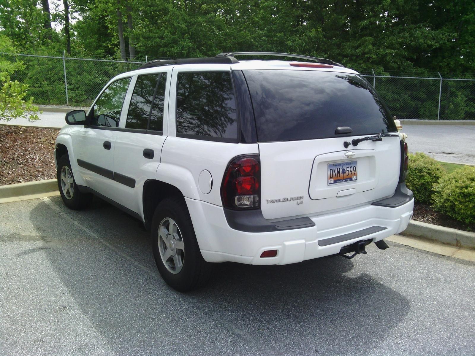 2005 Chevrolet TrailBlazer LS picture
