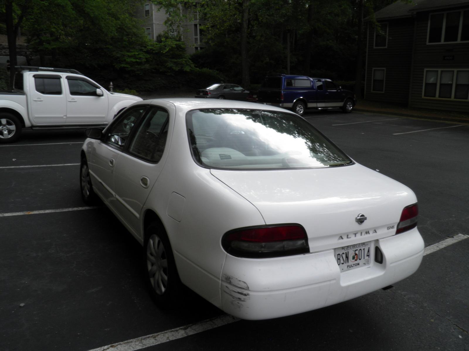Picture of 1997 Nissan Altima SE, exterior