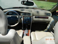 Picture of 2004 Volvo C70 2 Dr HPT Turbo Convertible, interior