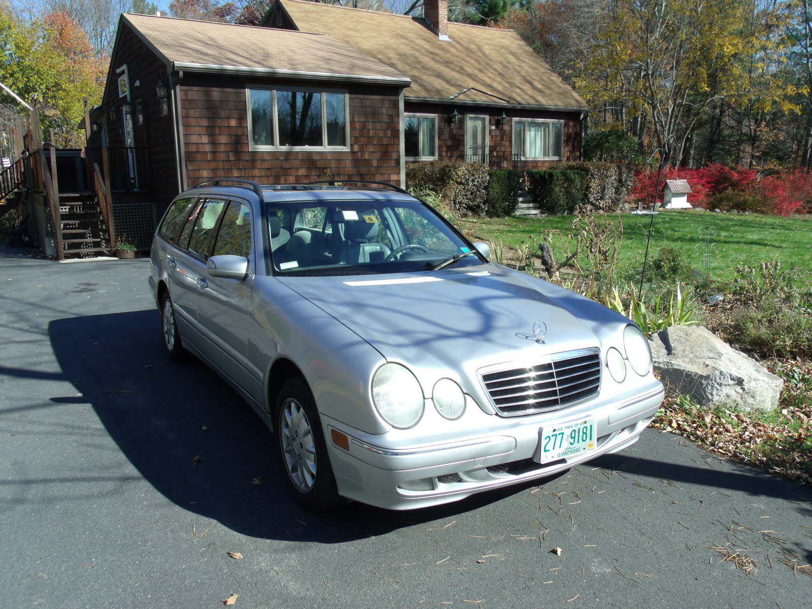 Picture of 2001 Mercedes-Benz E-Class E320 4MATIC Wagon