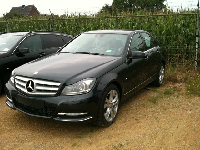 Picture of 2011 Mercedes-Benz C-Class