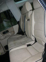 Picture of 2004 Land Rover Discovery SE, interior