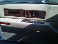 Picture of 1994 Cadillac Fleetwood Base Sedan, interior