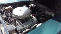 Picture of 1973 Chevrolet Corvette Convertible, engine
