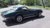 Picture of 1973 Chevrolet Corvette Convertible, exterior