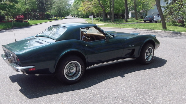 Picture of 1973 Chevrolet Corvette Convertible, exterior
