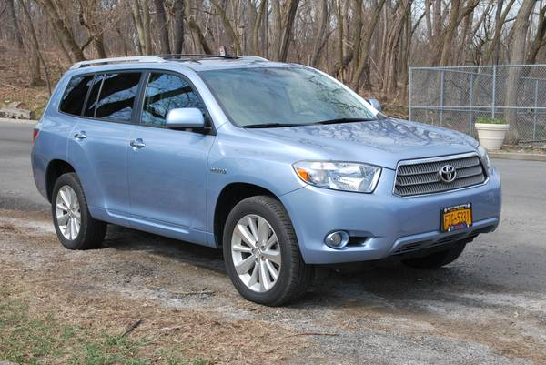 2009 toyota highlander hybrid limited for sale usa. Black Bedroom Furniture Sets. Home Design Ideas