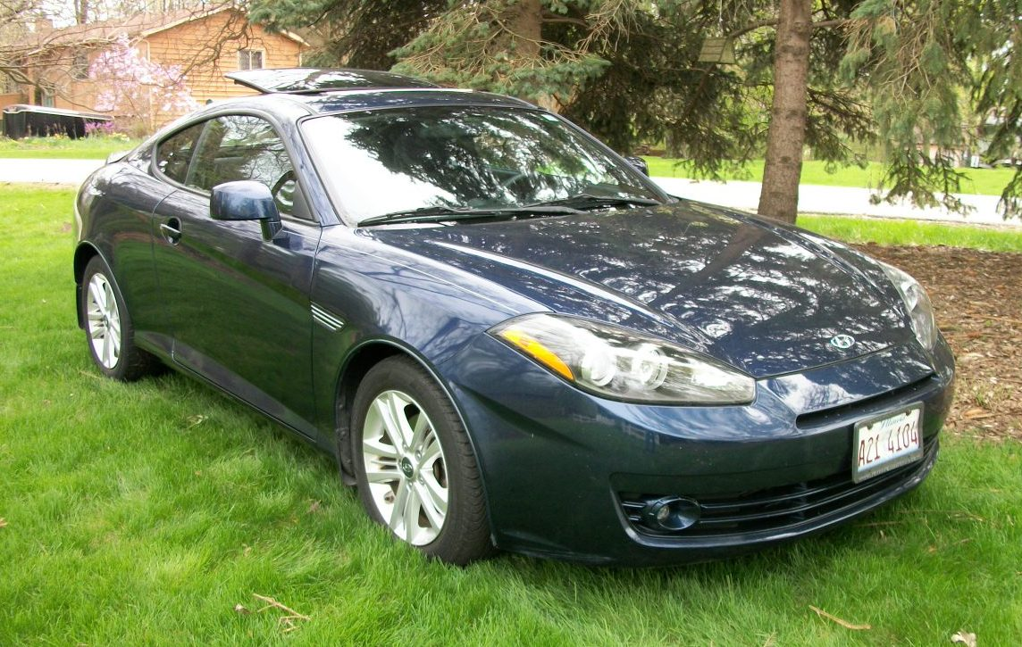 Picture of 2008 Hyundai Tiburon GS