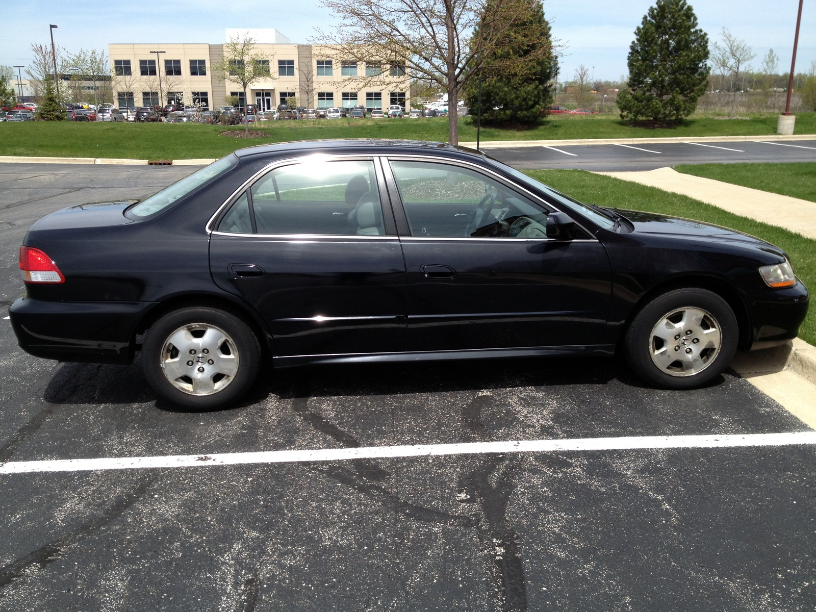 2001 Honda Accord Sedan V 6 Related Infomation