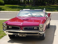 Picture of 1966 Pontiac GTO Base, exterior