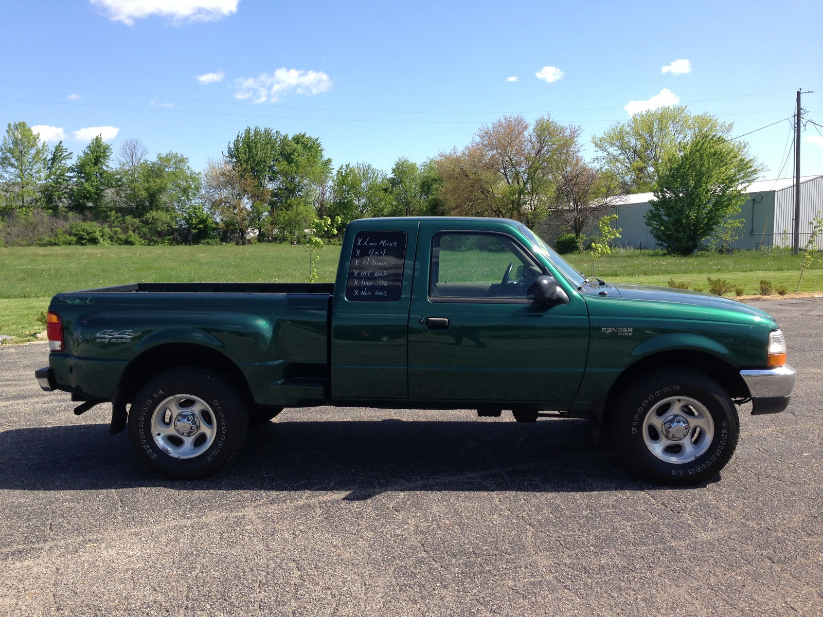 ford ranger xlt extended cab 4x4 used cars for sale autos post. Black Bedroom Furniture Sets. Home Design Ideas