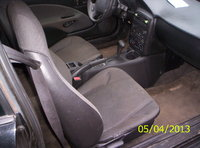 2002 Saturn S-Series 3 Dr SC1 Coupe picture, interior