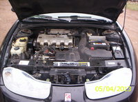 2002 Saturn S-Series 3 Dr SC1 Coupe picture, engine