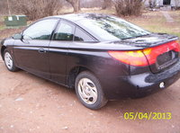 2002 Saturn S-Series 3 Dr SC1 Coupe picture, exterior
