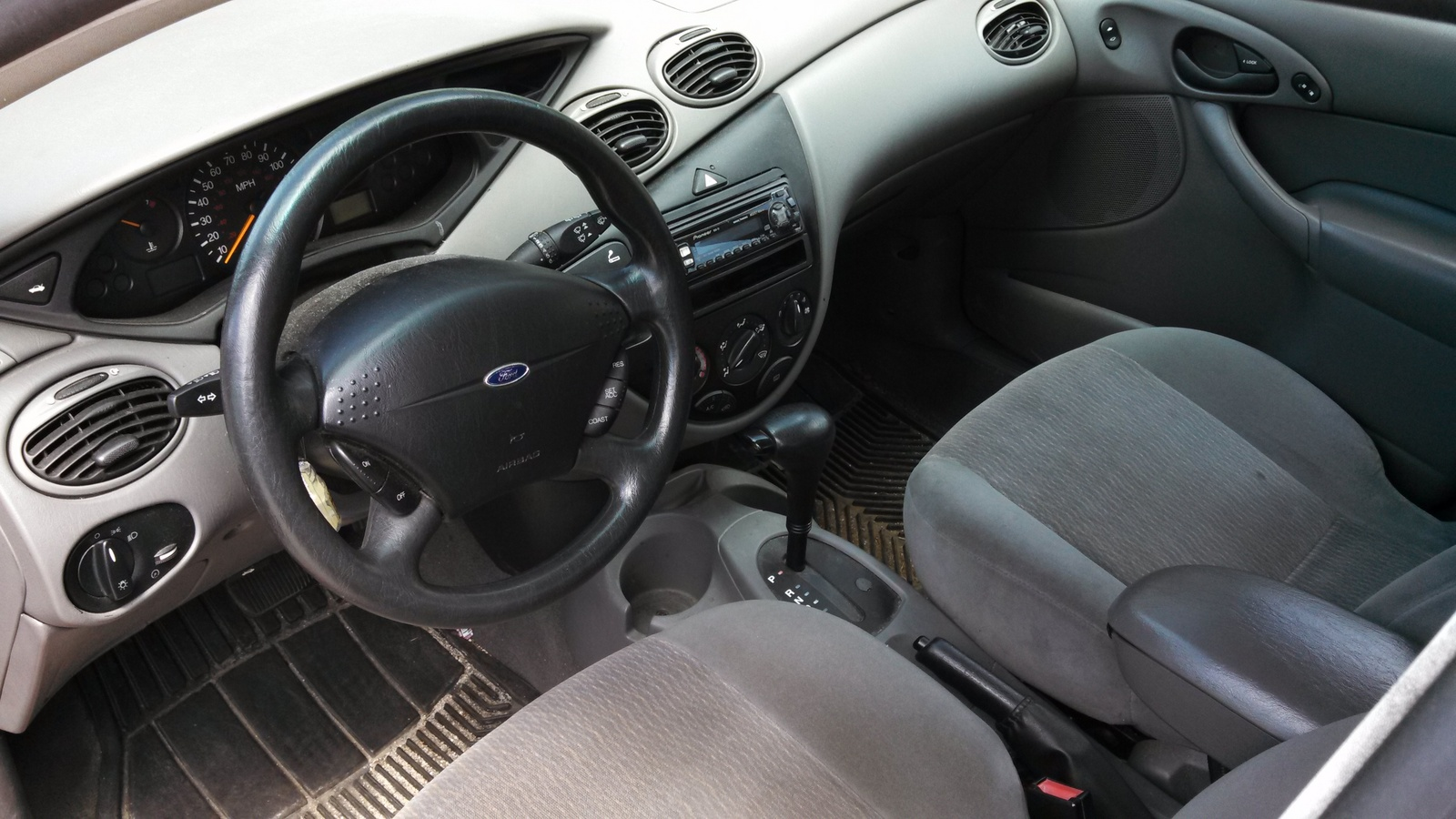 2000 Ford Focus Wagon Accessories