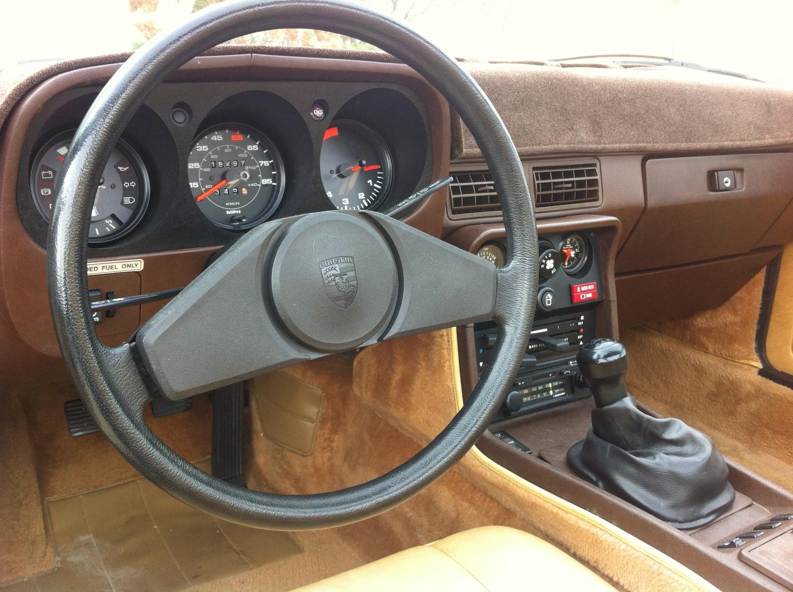 1980 Porsche 924 Interior Pictures Cargurus